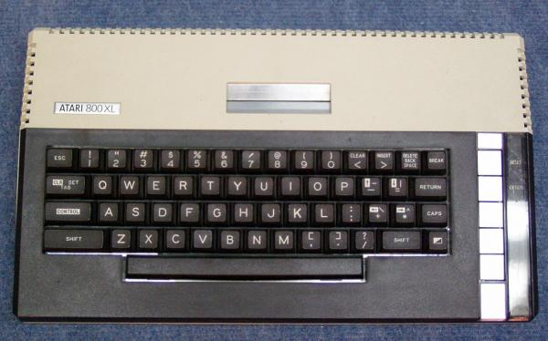 preview Atari 800XL