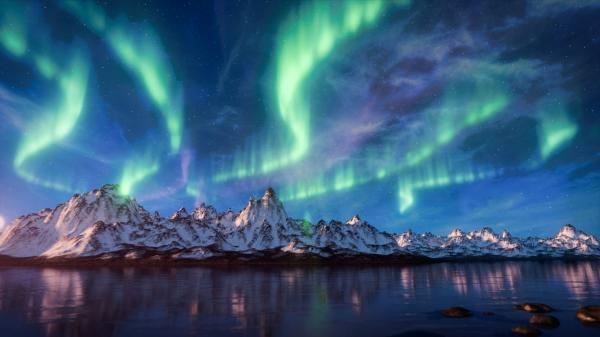 preview Aurora Borealis