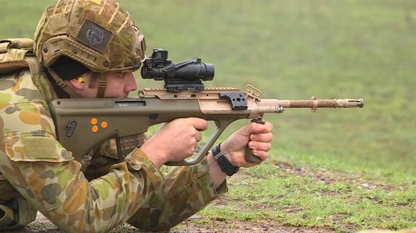 preview Australian Army