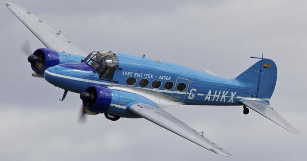 preview Avro Anson