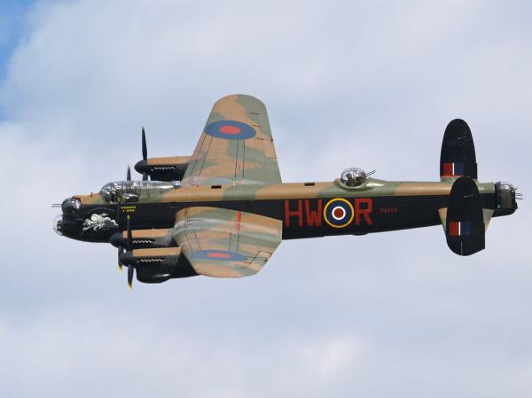preview Avro Lancaster