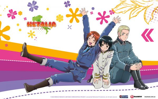 preview Hetalia: Axis Powers