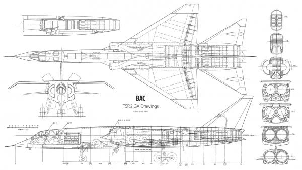 preview BAC TSR-2