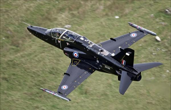 preview Bae Systems Hawk