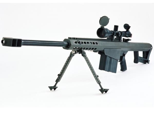 preview Barrett M82 Sniper Rifle