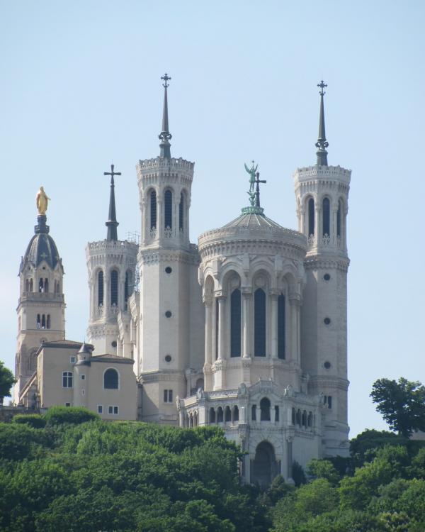 preview Basilica Of Notre-Dame De Fourvière