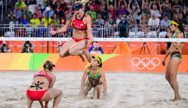 preview Beach Volleyball