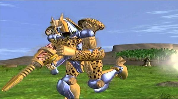 preview Beast Wars: Transformers