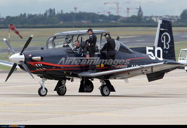 preview Beechcraft T-6 Texan Ii