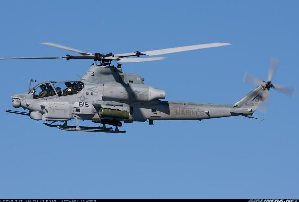 preview Bell AH-1Z Viper