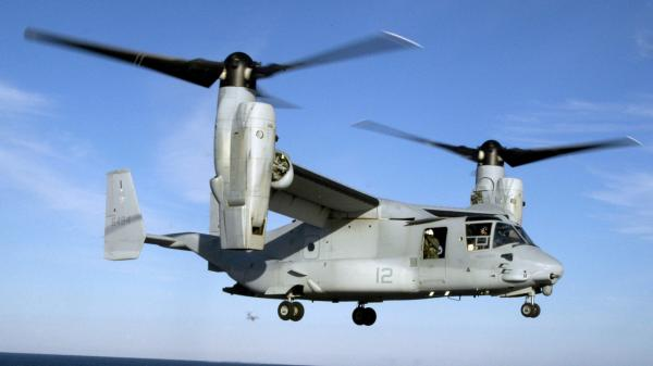 preview Bell Boeing V-22 Osprey