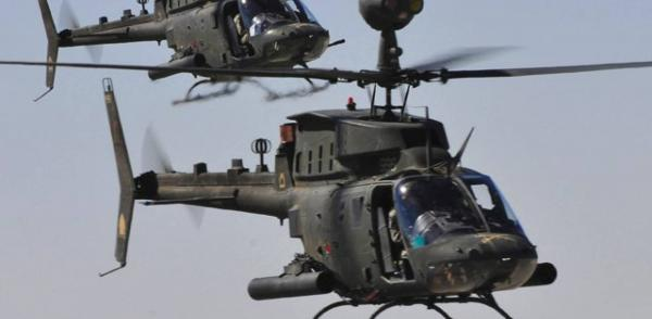 preview Bell OH-58 Kiowa