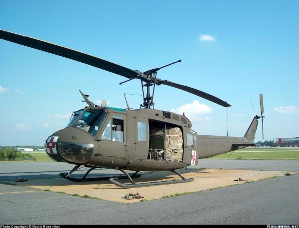 preview Bell UH-1 Iroquois