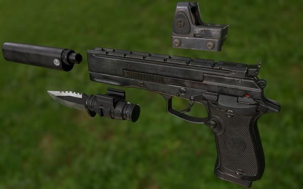 preview Beretta 87 Target