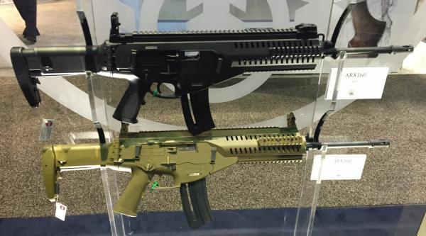preview Beretta ARX 160