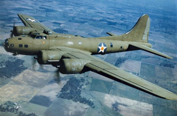 preview Boeing B-17 Flying Fortress