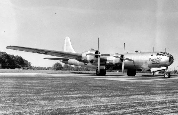 preview Boeing B-29 Superfortress