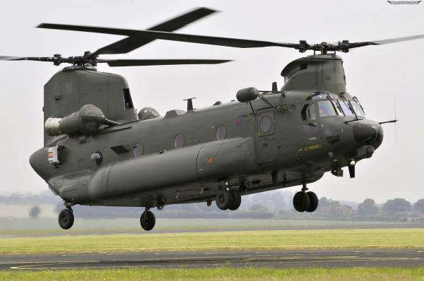 preview Boeing CH-47 Chinook