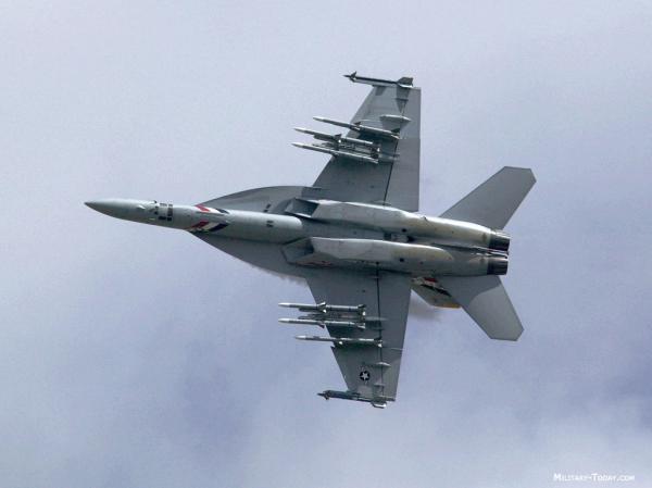 preview Boeing F A-18E F Super Hornet