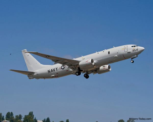 preview Boeing P-8 Poseidon