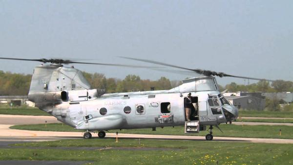 preview Boeing Vertol CH-46 Sea Knight