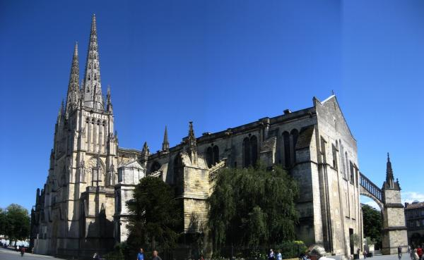 preview Bordeaux Cathedral