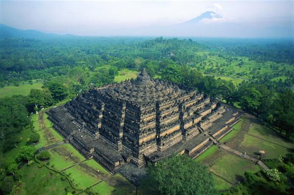 preview Borobudur