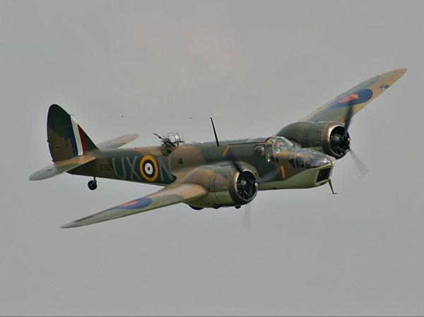 preview Bristol Blenheim