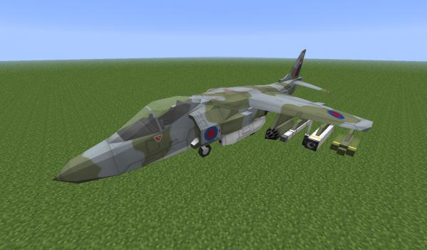 preview British Aerospace Harrier II