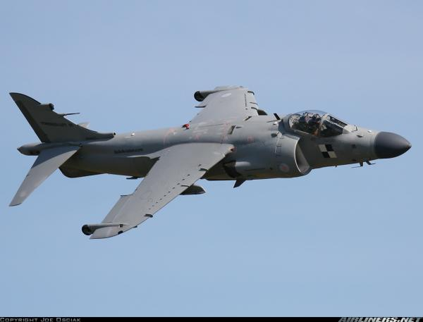 preview British Aerospace Sea Harrier