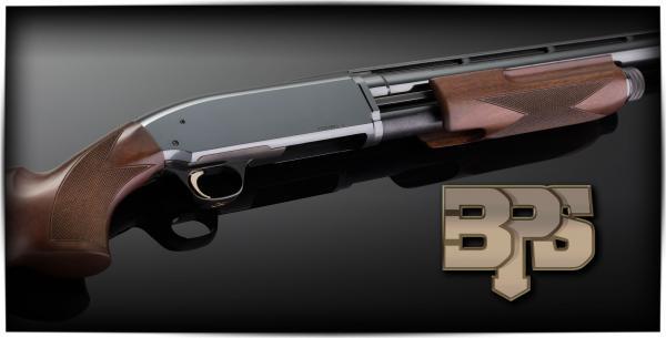 preview Browning BPS Shotgun