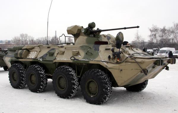 preview BTR-80