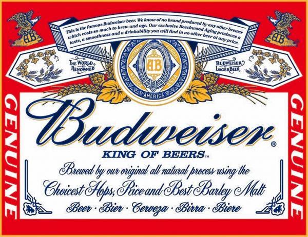 preview Budweiser