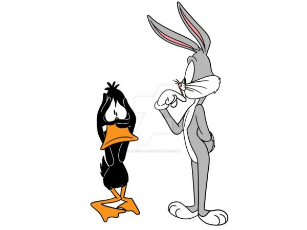 preview Bugs And Daffy