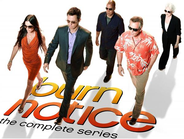 preview Burn Notice