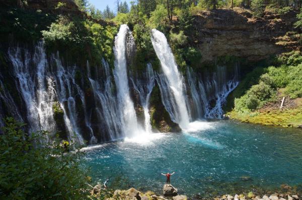 preview Burney Falls