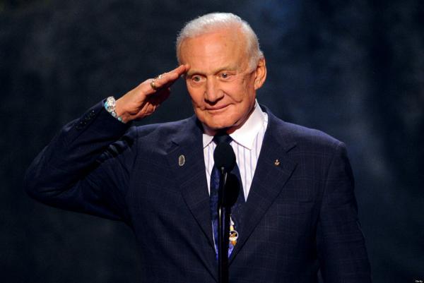 preview Buzz Aldrin