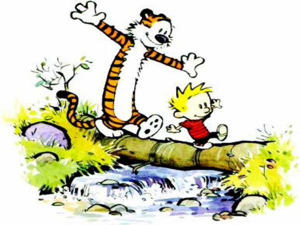 preview Calvin & Hobbes