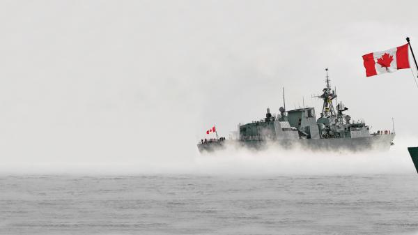 preview Canadian Navy