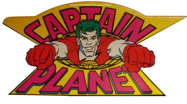 preview Captain Planet And The Planeteers