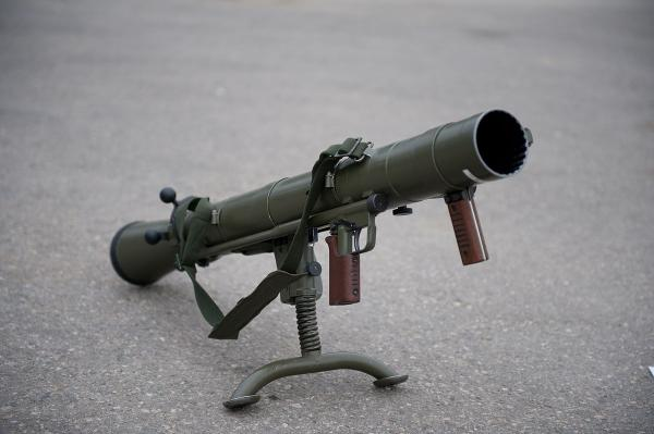 preview Carl Gustav Recoilless Rifle