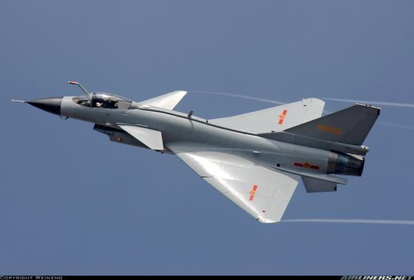 preview Chengdu J-10