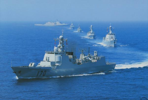 preview Chinese Navy