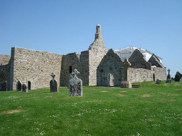 preview Clonmacnoise Monastery