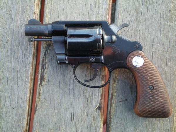 preview Colt Cobra 38 Special Revolver