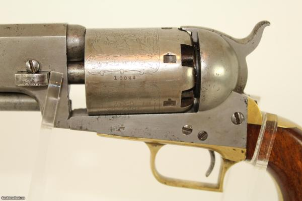 preview Colt Dragoon Revolver