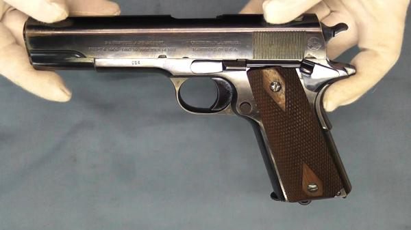 preview Colt Government Pistol