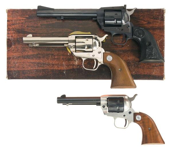 preview Colt New Frontier Revolver