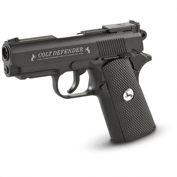 preview Colt Pistol