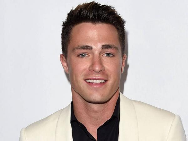 preview Colton Haynes